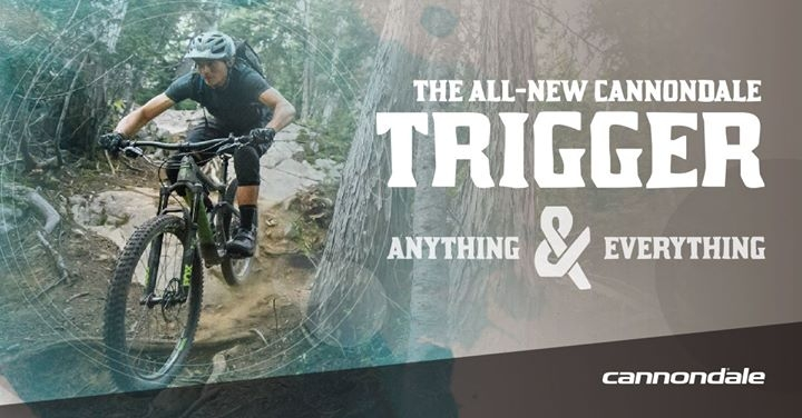 Cannondale Mountain bike Demo Day