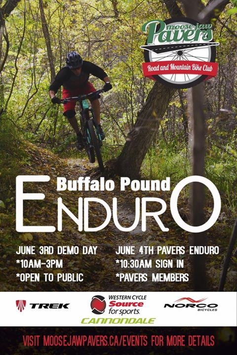 Moose Jaw Pavers - Club Enduro