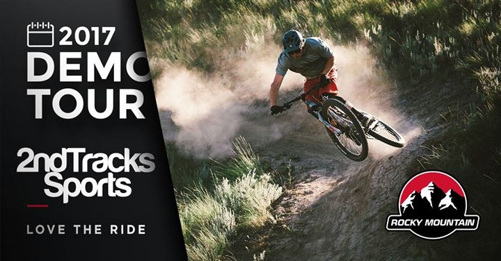 Rocky Mountain Bicycles Demo Day