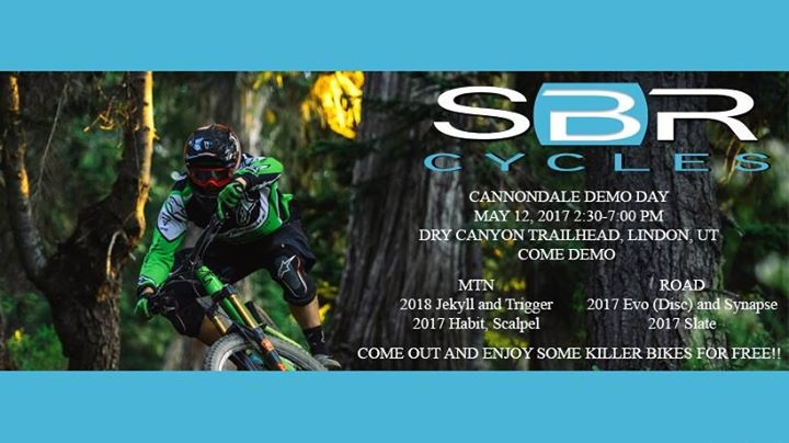 Cannondale Demo Day with SBR Cycles