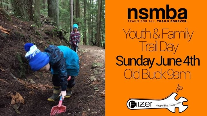 Youth & Family Trail Day
