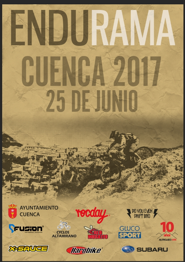 Endurama Cuenca 2017