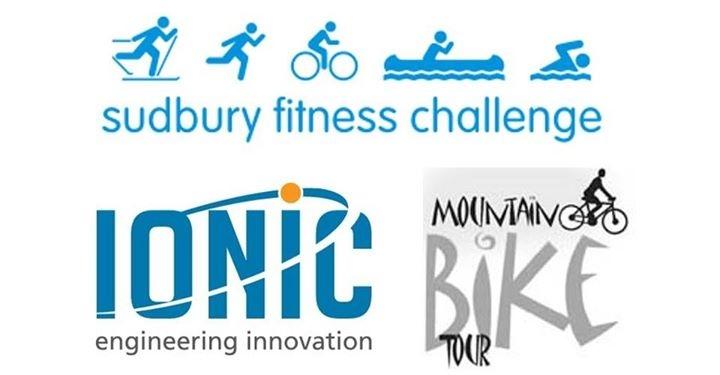 Sudbury Fitness Challenge Mountain Bike Tour 2017