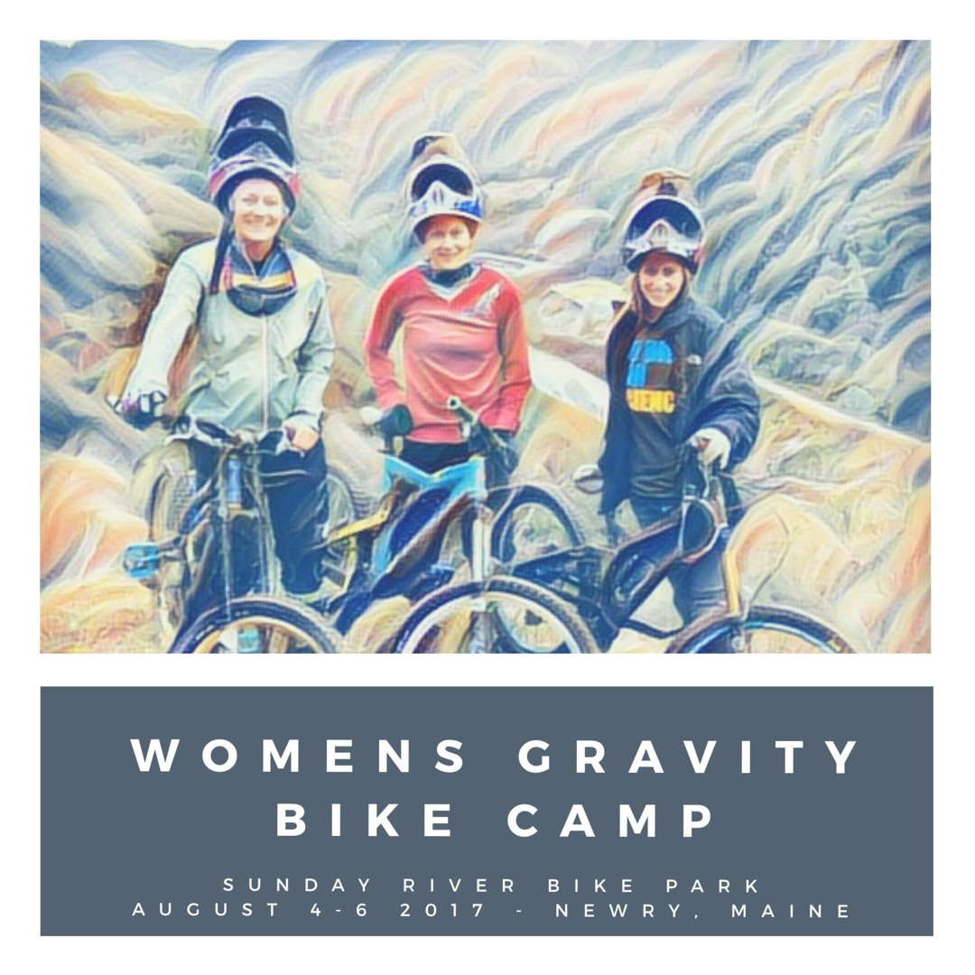 Women's Gravity Camp at Sunday River
