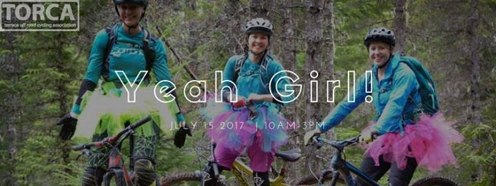 YEAH GIRL! Women's Only Enduro