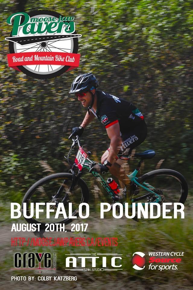 2017 Moose Jaw Pavers Buffalo Pounder