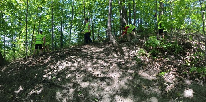 Crothers Woods Trail Day