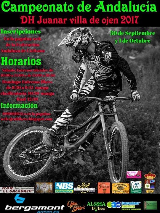 DH VILLA DE OJEN Open De Andalucía