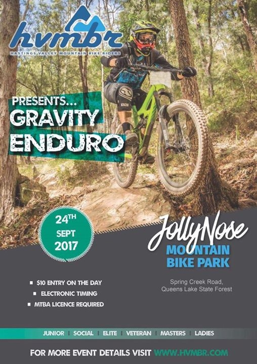 A Jolly Enduro!