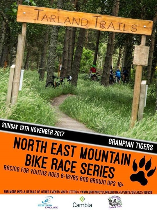 North East Mountain Bike Series - Round 2 Tarland Trails