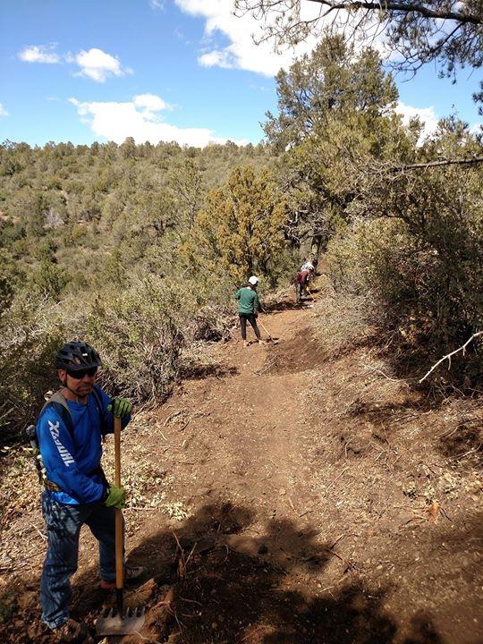 Trail Work Day