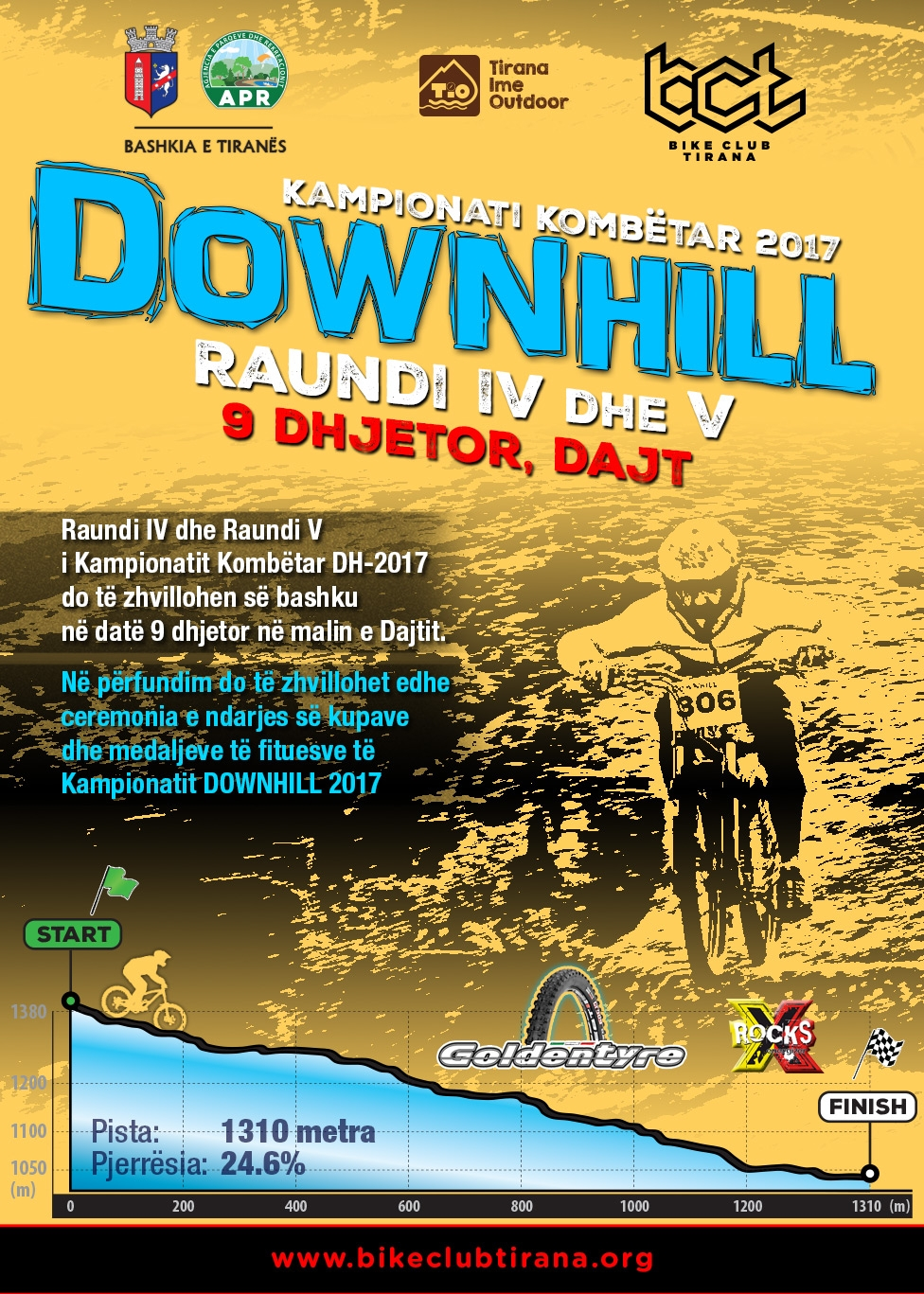 Dowhill Finale 2017