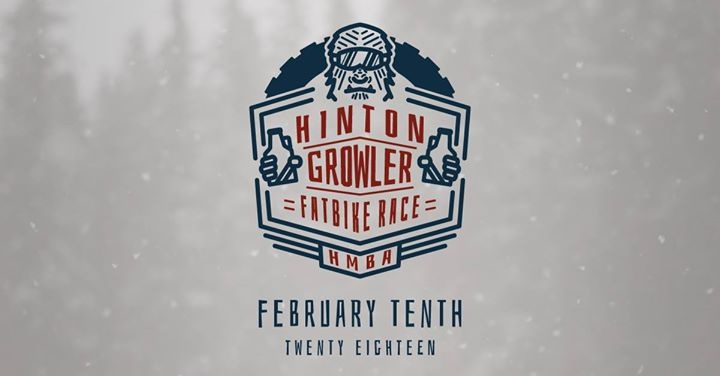 Hinton Growler 2018 - Fat Bike Race