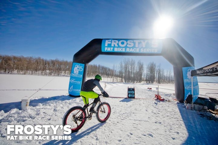 Frosty 2018 Event #5 Endurance XC Wolf Creek Ranch Utah