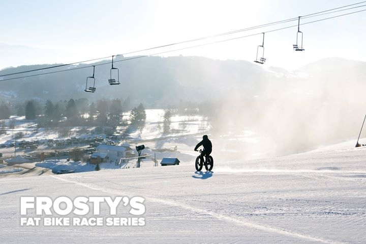 Frosty 2018 Event #3 Downhill Race at Sundance, Utah