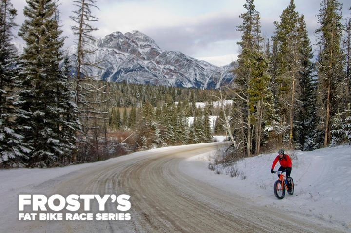 Frosty 2018 Event #1 Jasper, Alberta, Canada $5,000 cash prizes
