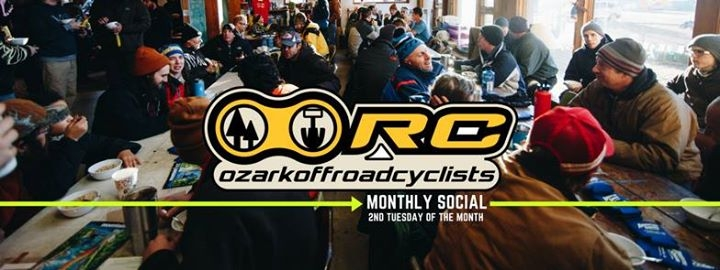 OORC NWA Monthly Social