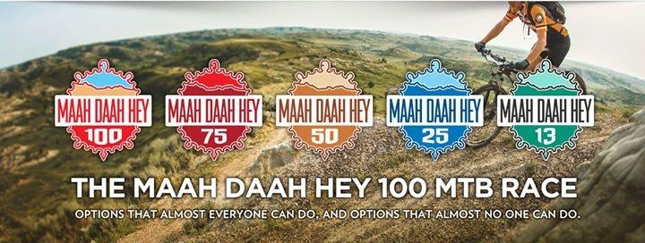 Maah Daah Hey 100 MTB Race