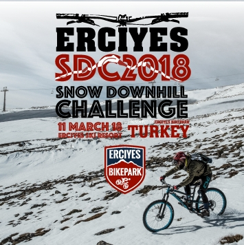 Erciyes Snow Downhill Challenge 2018