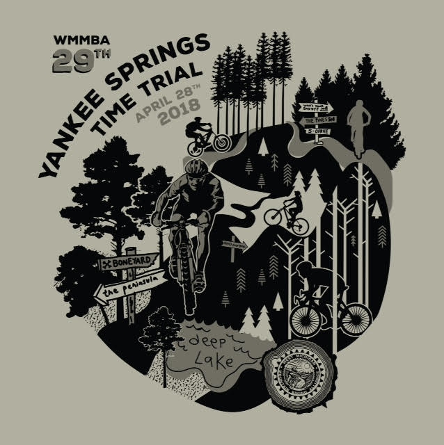The 29th Annual Yankee Springs Time Trial