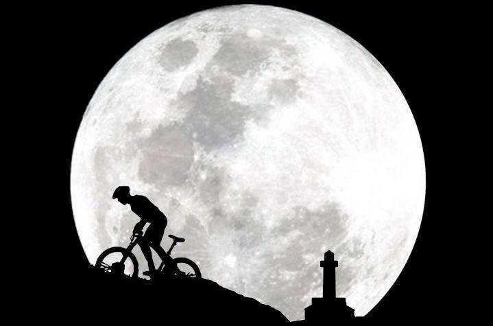 Full Moon Mountain Bike Ride