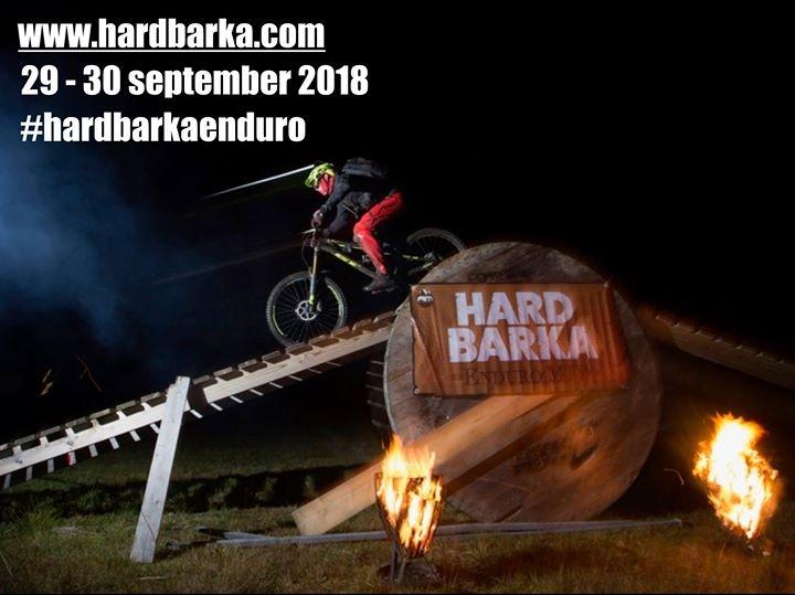Hardbarka enduro 2018