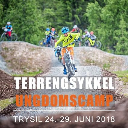 Terrengsykkel Ungdomscamp 2018