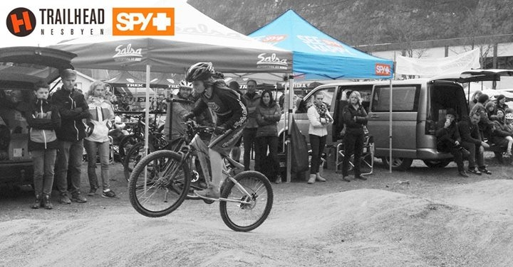 SPY Pumptrack Challenge // Nesbyen Trail Camp 2018