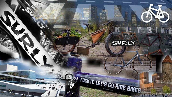Surly City Group Ride