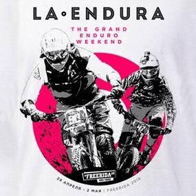 La Endura 2018 - The Grand Enduro Weekend