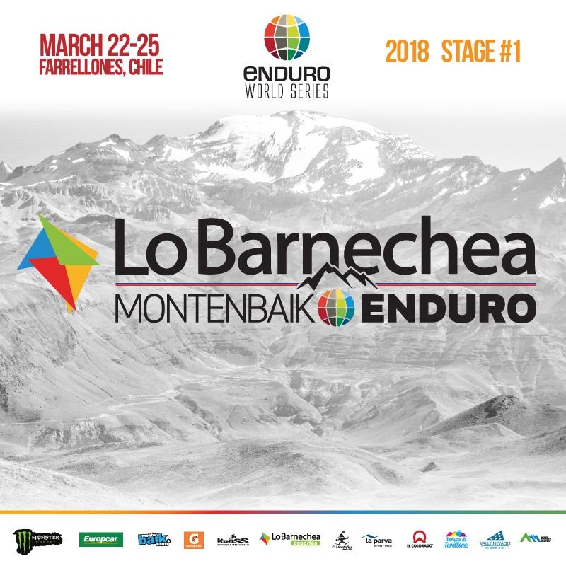 EWS Lo Barnechea Montenbaik Enduro
