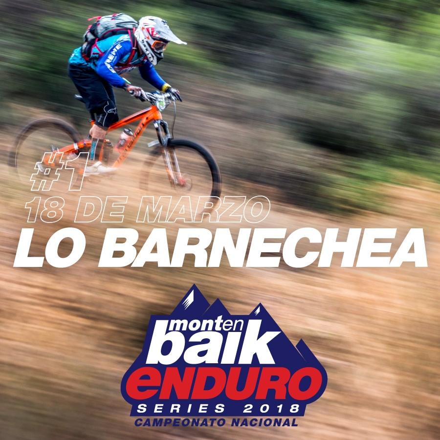 MES#1 Lo Barnechea 2018