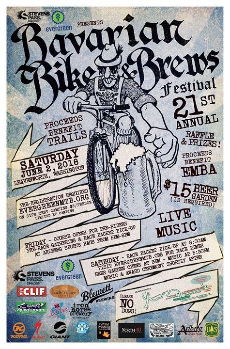 Bavarian Bike and Brew
