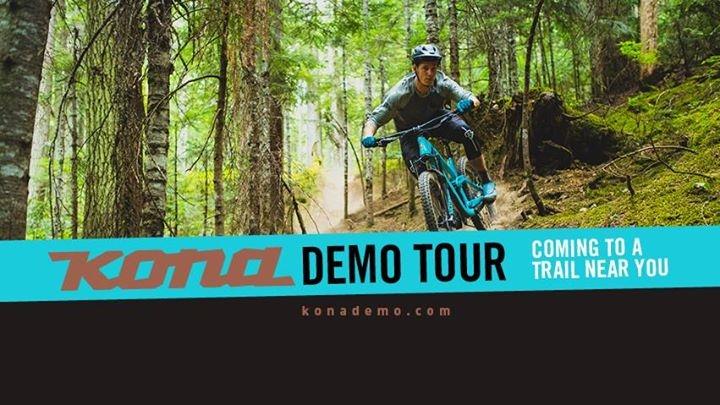 Kona / James Bros Bikes Demo