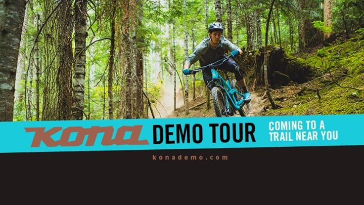 Kona / Centre City Cycles Demo