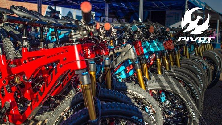 Outerbike Fall Bentonville 2018