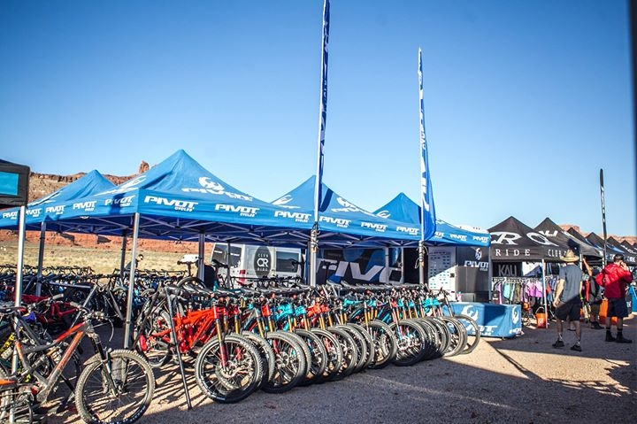 Outerbike Fall Moab 2018