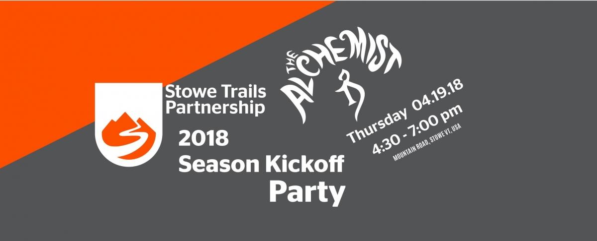 Season Kickoff Party and FTW Bike Raffle Drawing