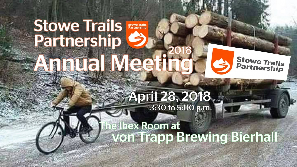 Stowe Trails Partnership 2018 Annual Meeting