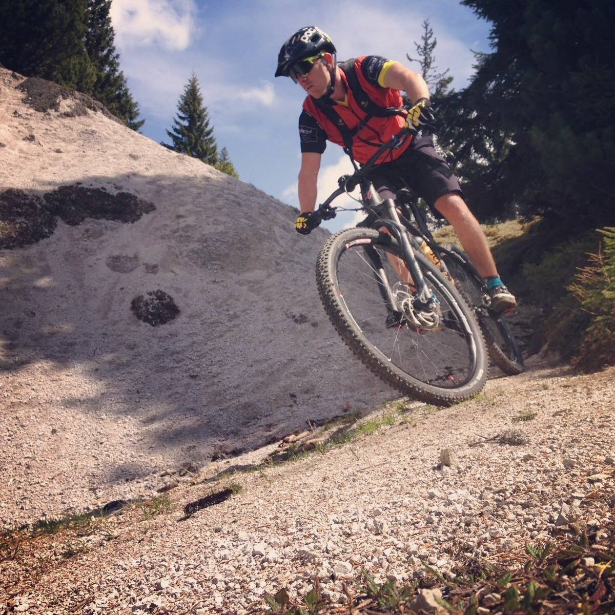 Trail Workshop/Technikkurs Teil I