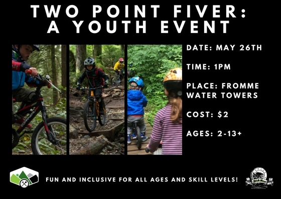 Two Point Fiver: A Youth Event