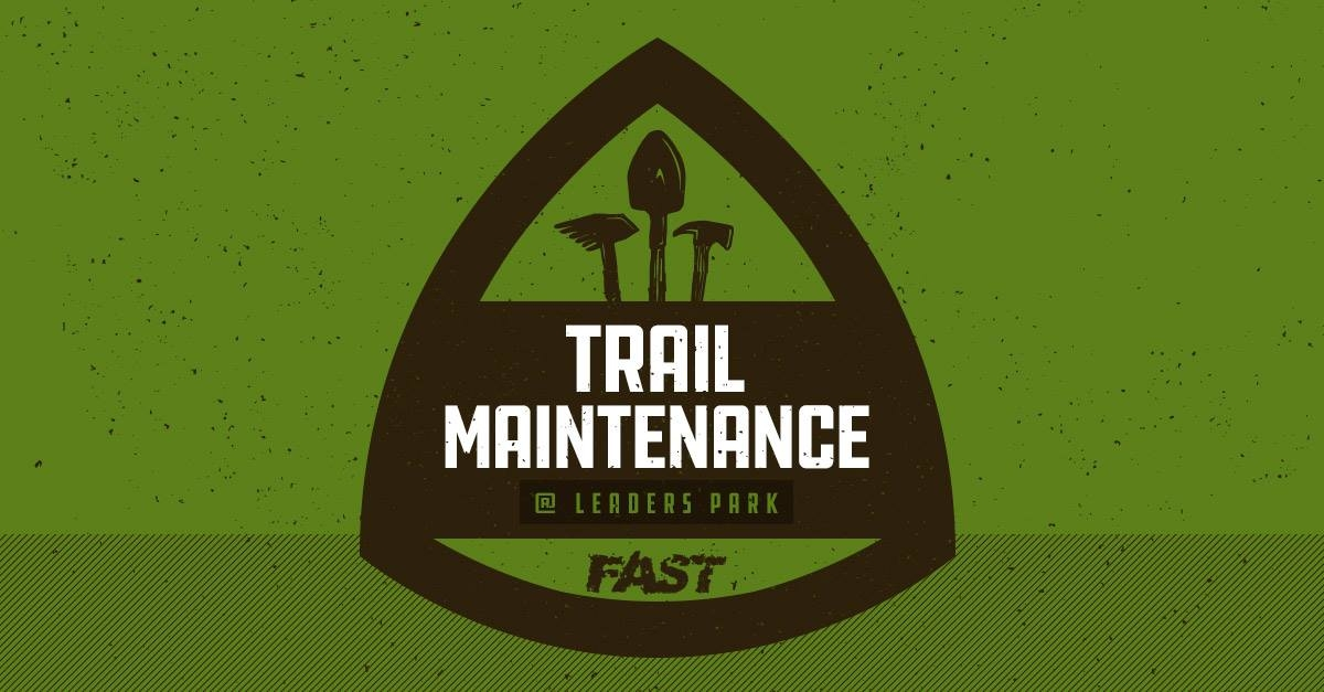 Trail Maintenance-Leaders Park