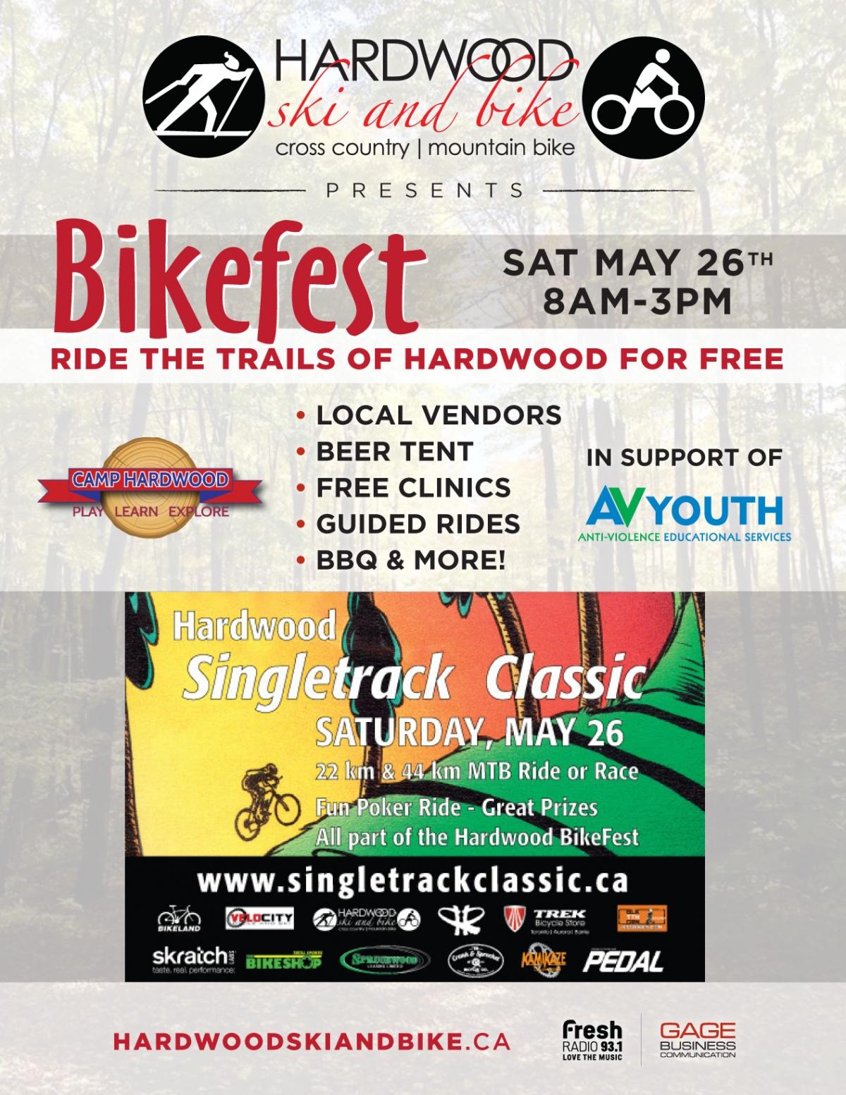 Hardwood Bikefest