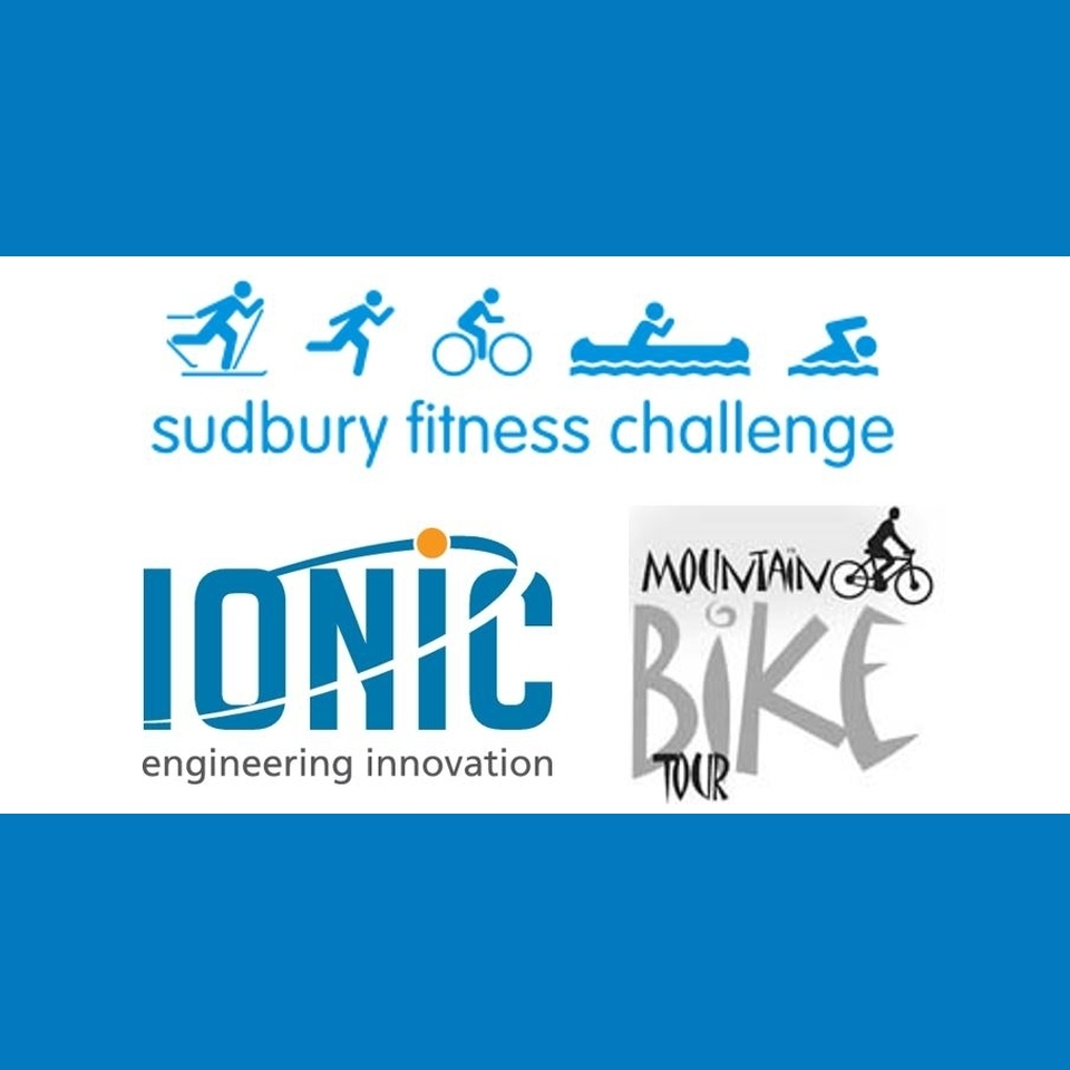 Ionic Mountain Bike Tour 2018