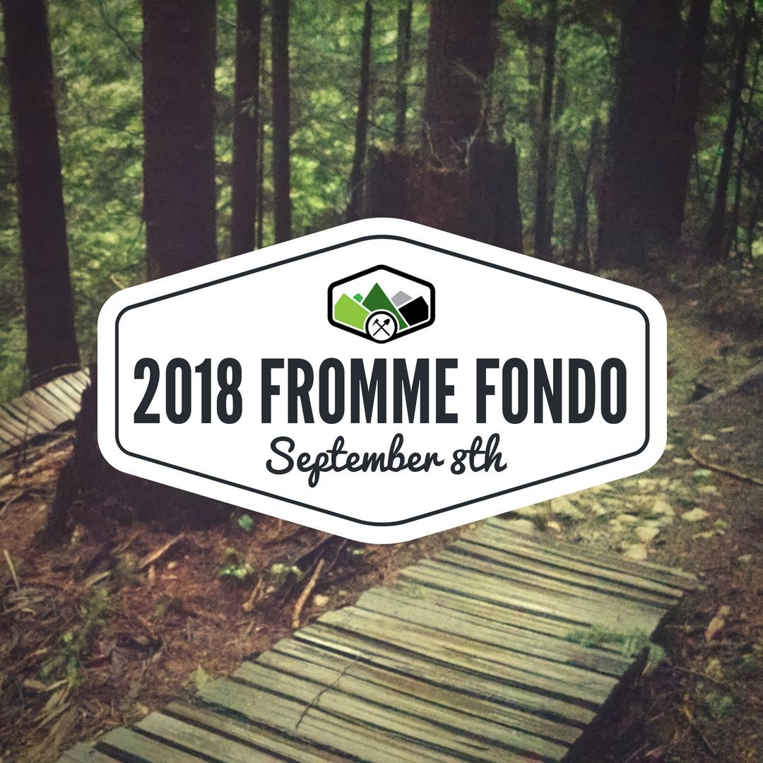 2018 Fromme Fondo
