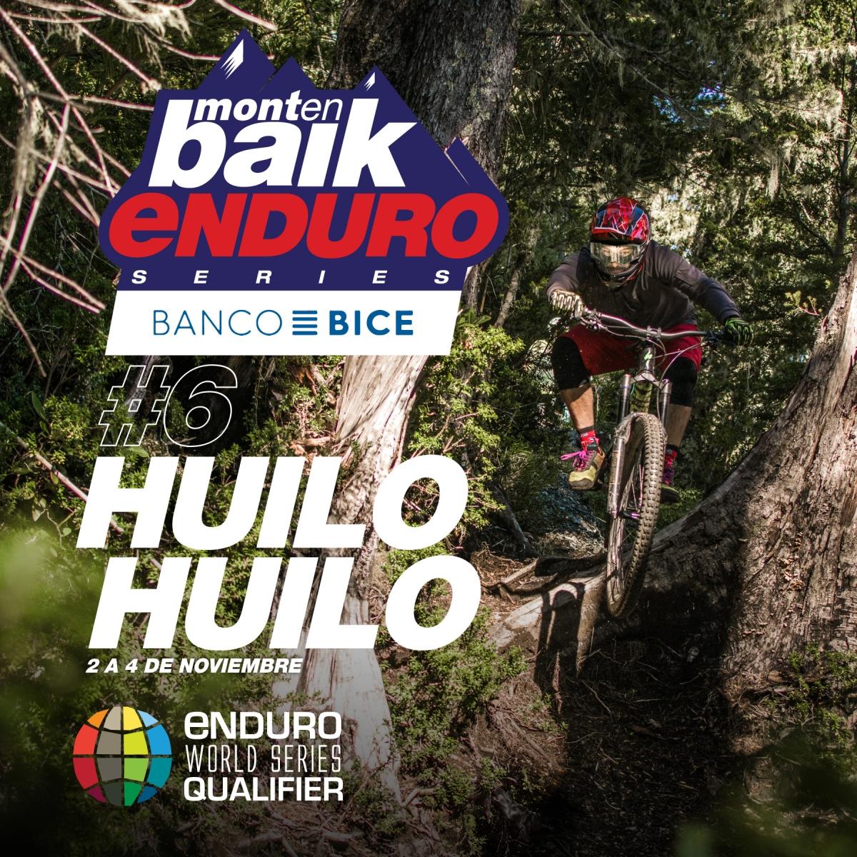 Huilo Huilo #6 Montenbaik Enduro Series 2018