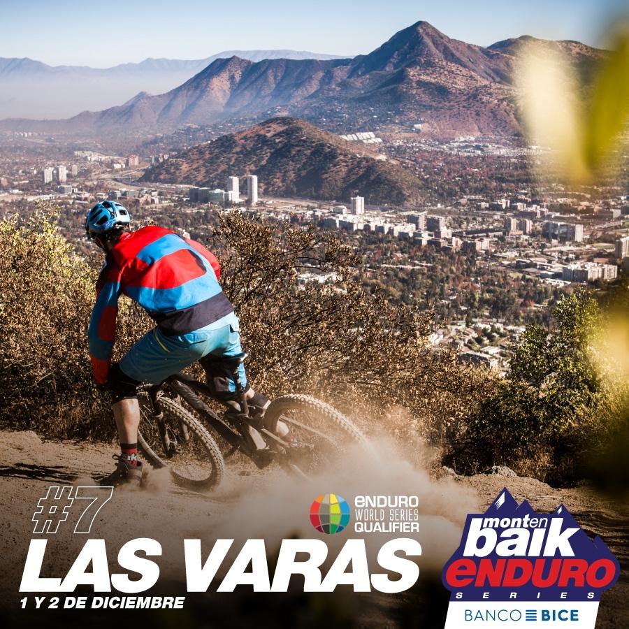 Las Varas #7 Montenbaik Enduro Series 2018