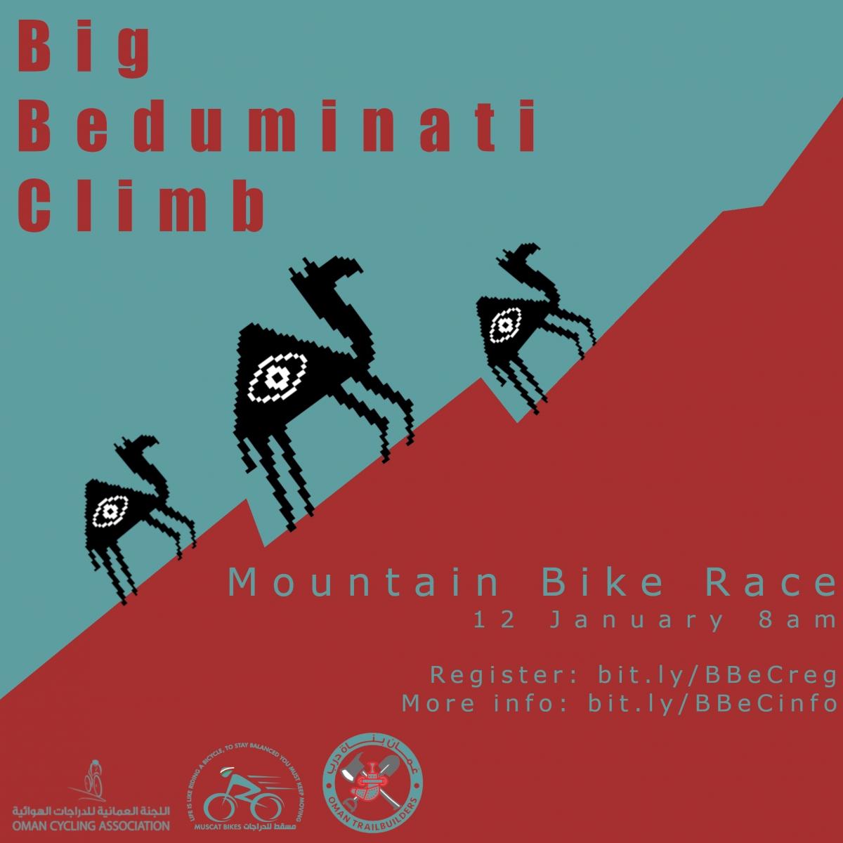 Big Beduminati Climb