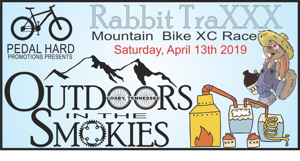 Rabbit TraXXX XC Mountain Bike Race