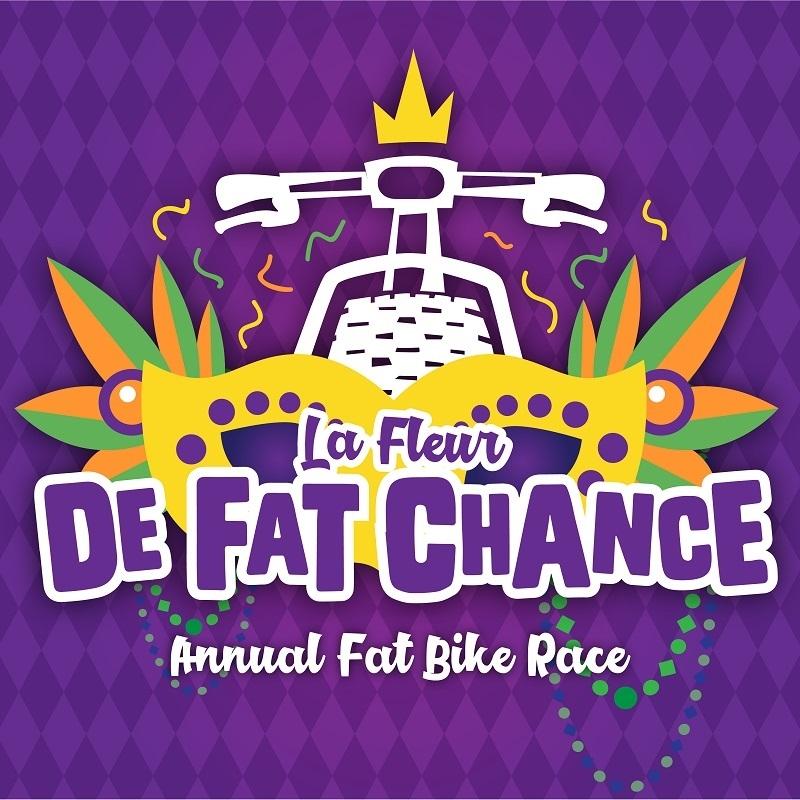 Fleur de Fat Chance Fat Bike Race
